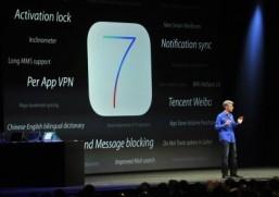 Apple sued over iPhone iOS7 upgrade