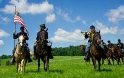 Twitter index: Gettysburg anniversary marked