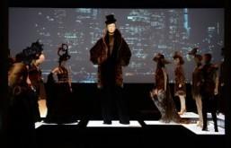Gaultier sizzles in New York museum retrospective