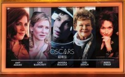 Oscar nominations: 'American Hustle,' 'Gravity,' '12 Years a Slave' lead count