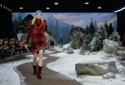 Herrera, Hilfiger, Lim steal New York shows