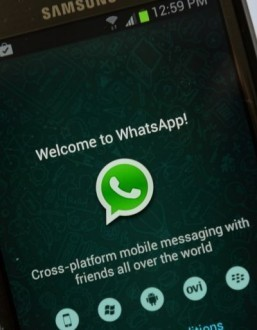 Facebook-owned WhatsApp boasts a billion users