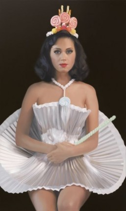 US museum adds Katy Perry portrait to collection