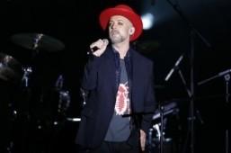 Culture Club scraps reunion due to Boy George throat