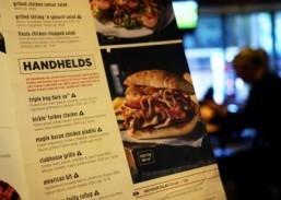 New York City chain restaurants must now post salt warnings on menus