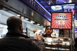 US counts down to record $1.5 bn jackpot