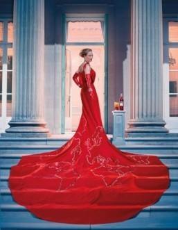 Campari unveils 2014 celebrity calendar starring Uma Thurman