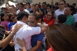 Junjun Binay blasts PNP: We didn't start violence