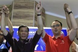 'Ruthless' Davao mayor launches presidential bid