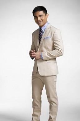 Marvin Agustin turns alma mater into entrepreneur school