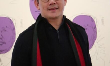 Richard Yap on dealing with burnout, adapting to pandemic