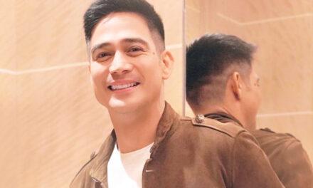 Piolo Pascual releases new single 'Iiyak sa Ulan'