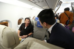 Duterte shuns VIP treatment at NAIA as he returns to Davao City
