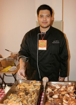 Why Luigi Muhlach decided to become a chef