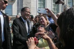 Bayron wins Puerto Princesa recall election