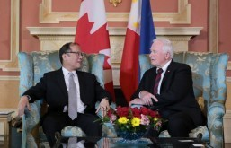 No trash talk, but PHL, Canada to launch free-trade negotiations