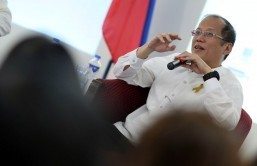Aquino on presidency: 'This job really ages you'