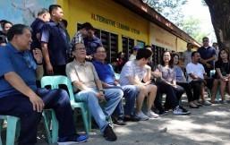 Netizens share voting experiences online
