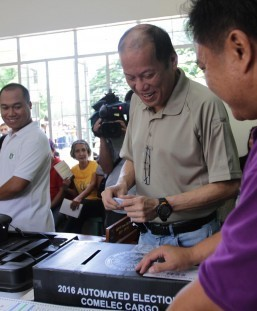 Comelec chief: 2016 polls relatively more peaceful, orderly