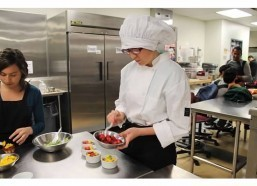 STUDENT'S HEALTHY BREAKFAST RECIPE TO BE FEATURED IN LAUSD'S 2013-2014 MENU