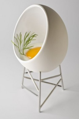 Design trend: innovative egg cups