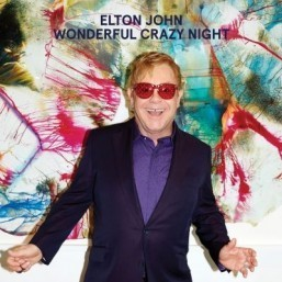 Elton John announces new album, 'Wonderful Crazy Night'