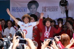 Bongbong open to reviving two-party system in politics