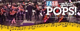 'FASO Goes Pops!' on Nov. 14 at Alex Theater