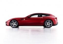 Ferrari FF The Ferrari FF has become the first car with integrated CarPlay to hit the road. ©Ferrari