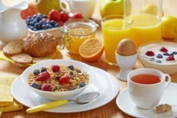 Eating breakfast can boost activity levels says new study