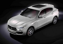 Maserati plugs a leak and a gap in its range with the Levante