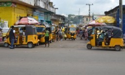 Asia's tuk-tuks providing a wheel boost to Africa