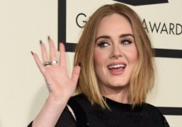 Nervous Adele kicks off world tour in Belfast