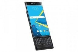 BlackBerry Priv now available