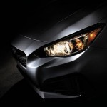 Subaru teases new Impreza ahead of New York