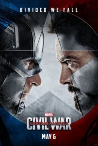 Captain America, Falcon, Scarlet Witch combine in MTV 'Civil War' excerpt