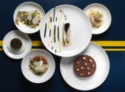 Gourmet restaurant on the Orient Express steams into France this summer