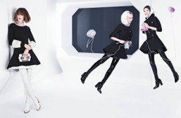 Chanel presents its latest campaign, shot by Karl Lagerfeld