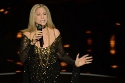 Singer/actress Barbra Streisand ©  AFP PHOTO/Robyn BECK