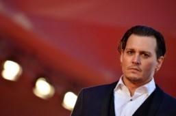 US actor Johnny Depp © AFP PHOTO / TIZIANA FABI