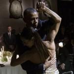 Obama's tango partner dances to lofty record