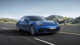 The new Porsche Panamera: a leaner, meaner executive racing automobile