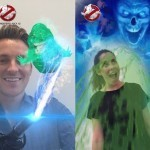 Get Ghostbusting with Snapchat
