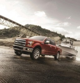 Ford gives the F-150 a huge boost for 2017