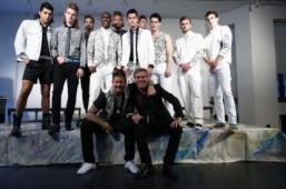 Men's fashion week kicks off third season in New York