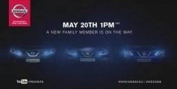 Nissan to present Pulsar sedan on May 20