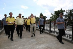 Aquino lauds Mar Roxas in Independence Day speech