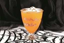 A Spooky Snack and Drink for Halloween