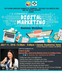 FACC-SLAA holds workshop on social media marketing on July 11