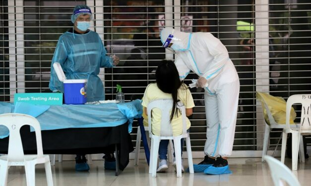 DOH allows use of saliva specimen for COVID-19 test in Red Cross labs